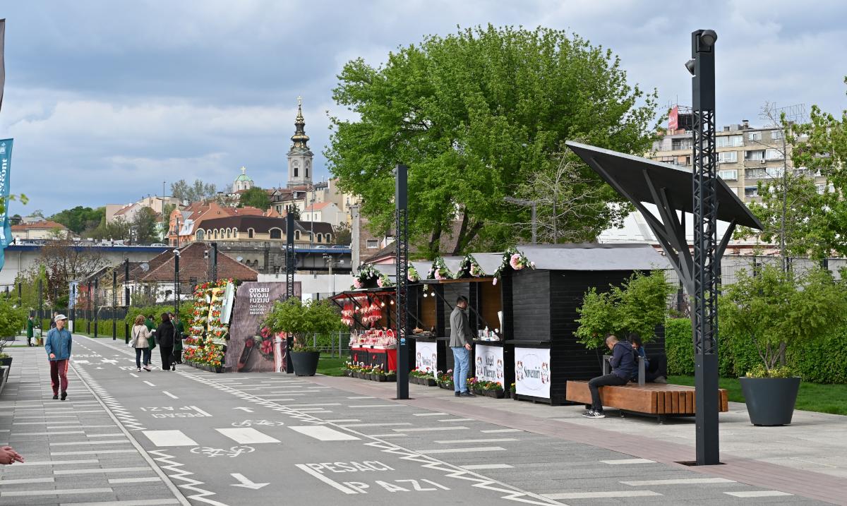 SPRING FEST na Sava Promenadi nastavlja sa bogatim prolećnim programom