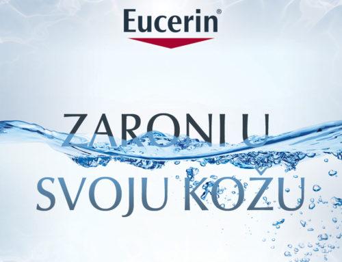 Vreme je za hidrataciju – Eucerin(R) AQUAporin ACTIVE linija po specijalnim cenama