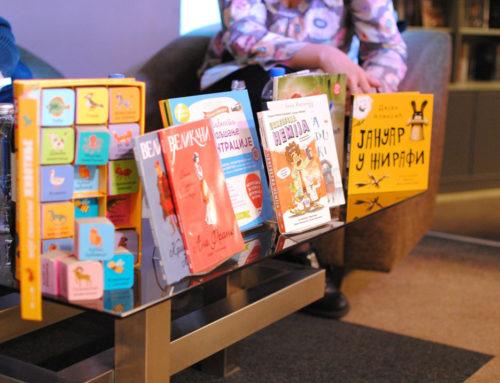 """Dečji dani kulture od 19. do 21. aprila – """"U igri sa knjigom!"""""""