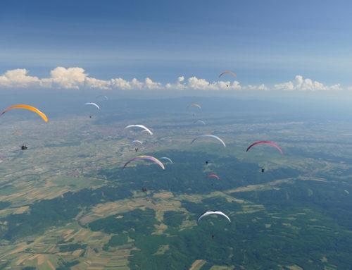 Predevropsko prvenstvo u paraglajdingu u Srbiji od 29. jula do 3. avgusta