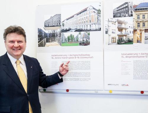 Beč: uz podršku EU sve više saniranih zgrada