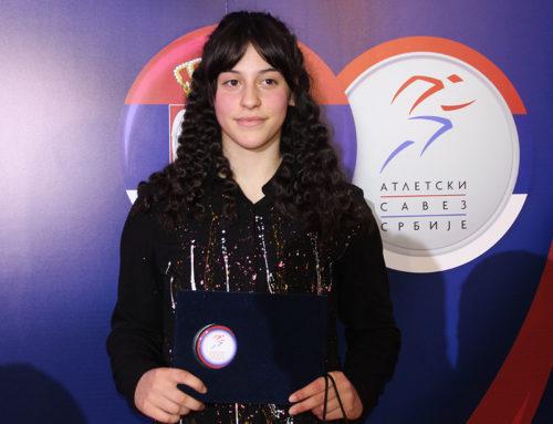 Adriana Vilagoš svetska školska atletska šampionka