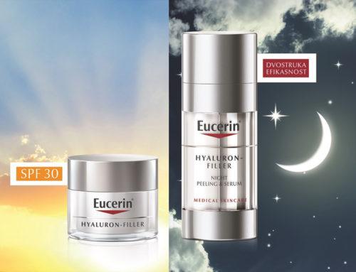 Eucerin® Hyaluron filler specijalna ponuda – savršen par za dan i noć