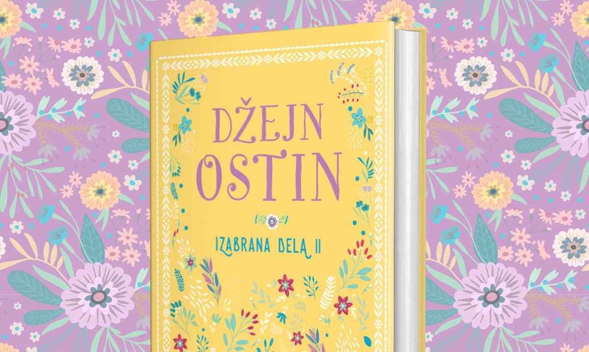 Džejn Ostin za sve romantične duše: Izabrana dela II