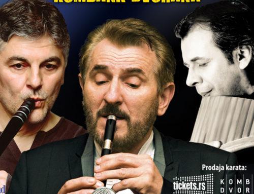 Bora Dugić slavi pedeset godina rada na koncertu u Kombank dvorani