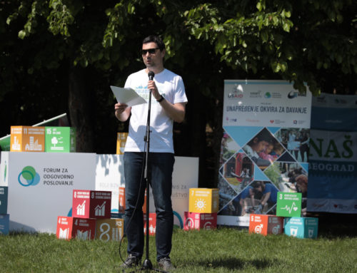 """Velikom akcijom """"Naš Beograd"""" otvoren Festival filantropije"""