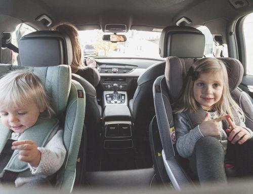 Bezbednost dece na putovanjima