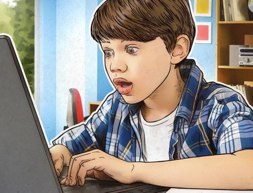 Interesovanje dece za sajtove za onlajn kupovinu u porastu