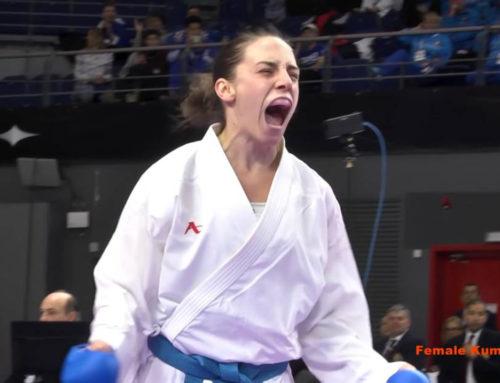 Jovana Preković  osvojila srebrnu medalju serije A u karateu