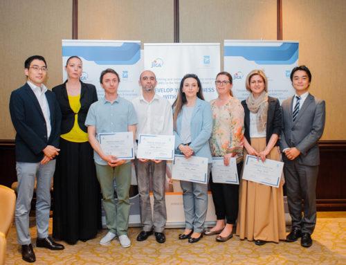 """Izabrani najbolji mentori Srbije na dodeli priznanja """"Mentor Award 2018"""" u organizaciji Razvojne agencije Srbije i  Japanske agencije za međunarodnu saradnju"""