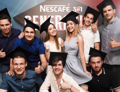Proglašena nova NESCAFÉ 3in1 Generacija!