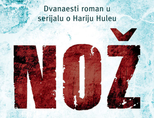"""""""Nož"""" – novi roman majstora krimi romana Jua Nesbea u prodaji"""