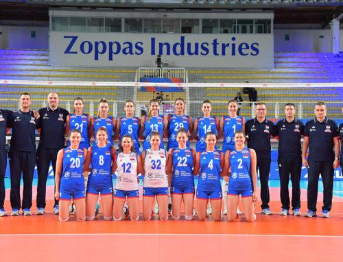 Odbojkašice Srbije pobedile Poljsku