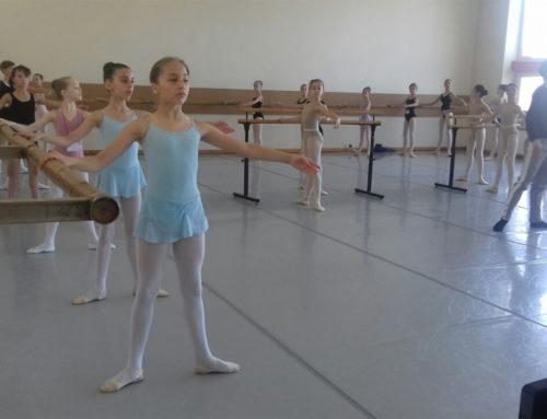 Uspeh Baletske škole Nacionalne fondacije za igru u Viljnusu