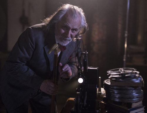 """Rade Šerbedžija kao dr. Dabrovski u filmu """"Anđeo čuvar"""" od sutra u bioskopima"""