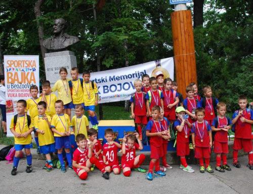 Sportsko humanitarna manifestacija Sportska Bajku i sportski memorijal Vuka Bojovića  23.juna 2u Beo Zoo vrtu