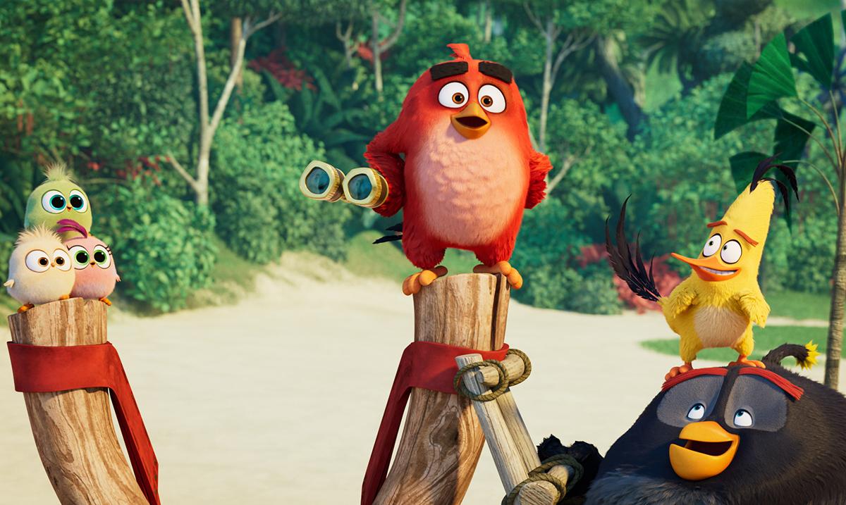 Angry Birds Film 2 premijerno u Beogradu 17. avgusta!