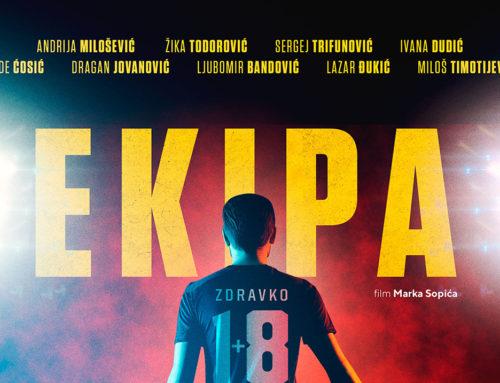 """Novi domaći film """"EKIPA"""" u bioskopima od 24. oktobra"""