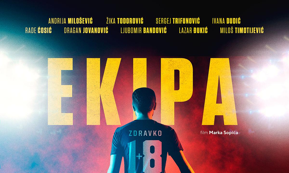 """Stigao je novi trejler filma """"Ekipa"""""""