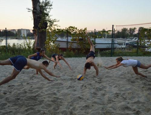 Besplatan sport za omladinu na Adi Ciganliji