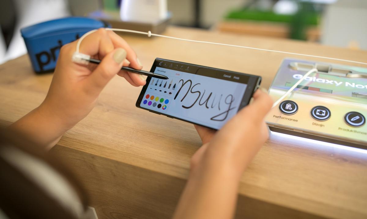 Nova Galaxy Note10 serija pametnih telefona  zvanično predstavljena u Beogradu