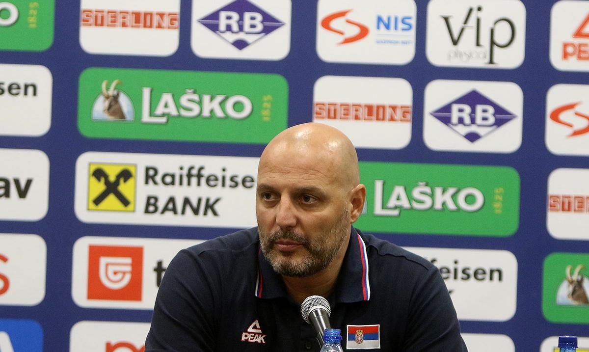 Ðorđević: Svaka pobeda dobra, idemo korak po korak…