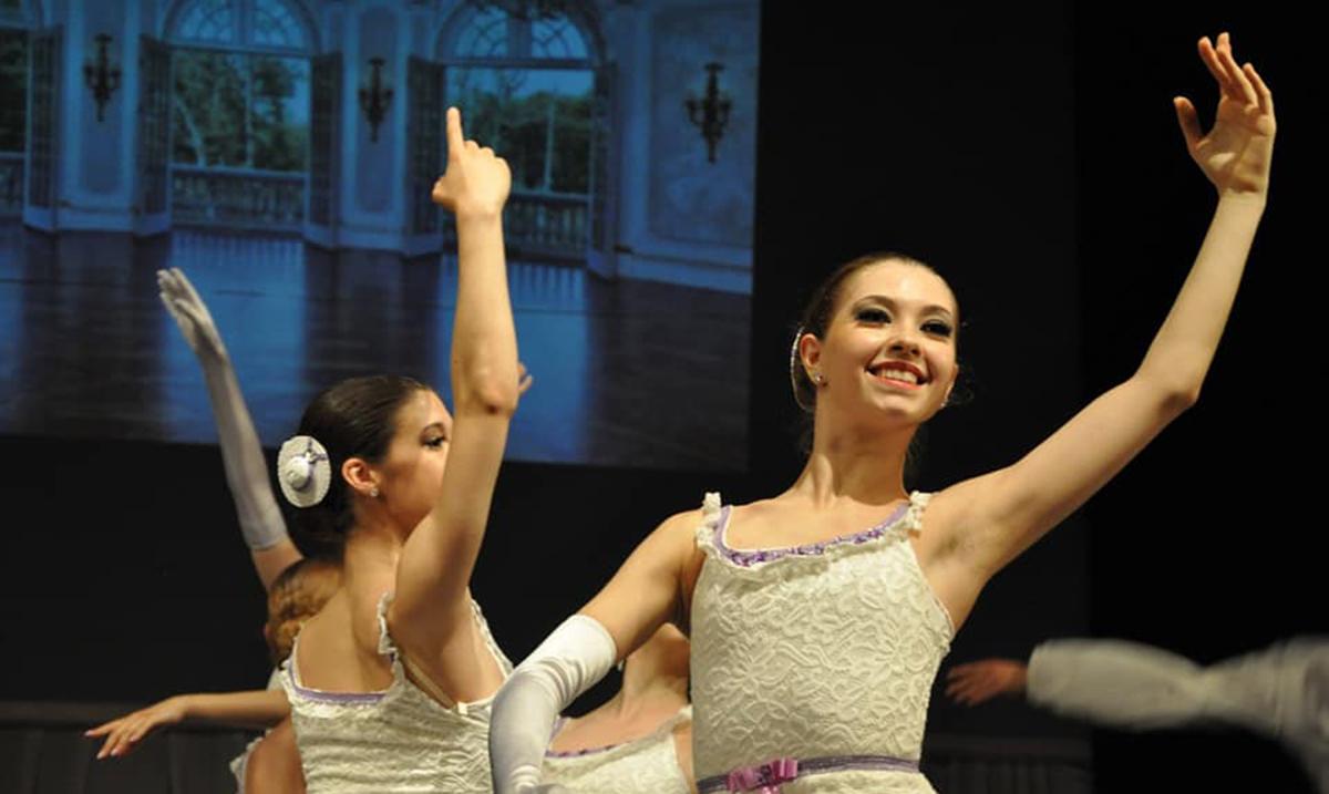 Baletska škola Nacionalne fondacije za igru gostuje u Monci i Komu