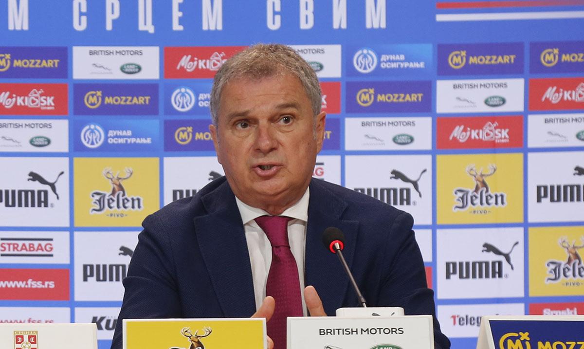 Tumbaković: Čekamo kiks Portugala, ali i pratimo eventualne protivnike u baražu