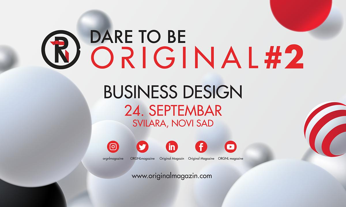Druga po redu konferencija o preduzetništvu u organizaciji magazina Original i Fondacije Novak Đoković