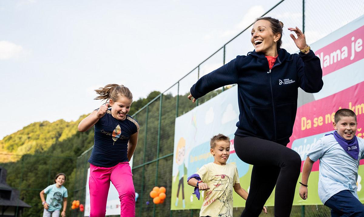 Jelena Đoković: Svi smo pobednici kada se družimo i delimo