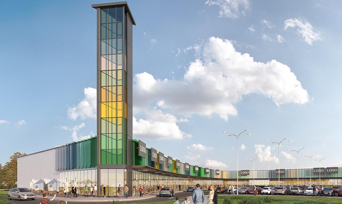 Kruševac Shopping Park će ponuditi široku lepezu domaćih i internacionalnih brendova po pristupačnim cenama