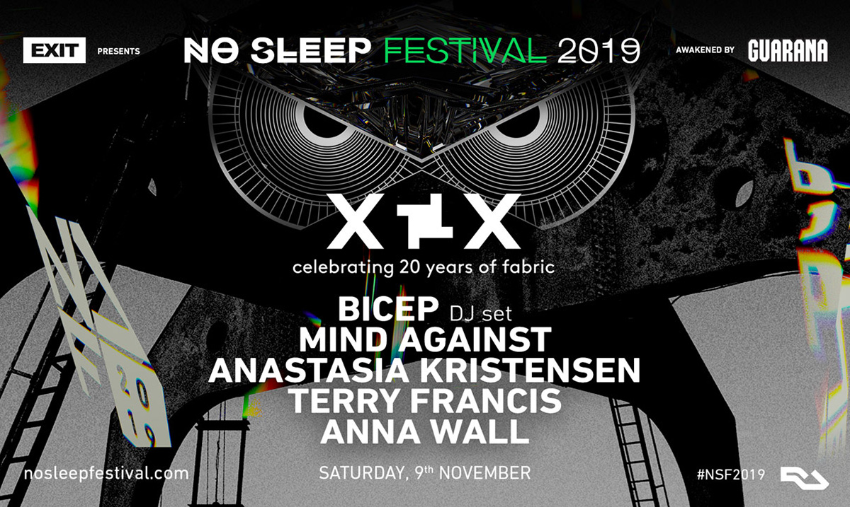Simbol Londona na No Sleep Festivalu: fabric slavi jubilej u Beogradu uz Bicep i Mind Against