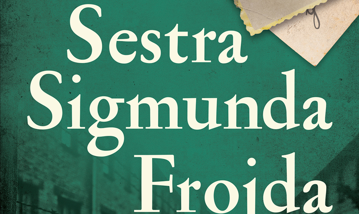 Potresan roman o sudbini porodice Sigmunda Frojda