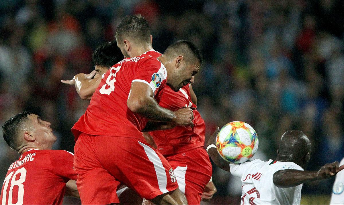 Srbija se popela na 29. mesto rang-liste Fifa