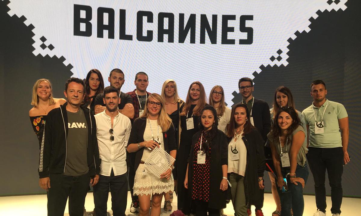 McCann Beograd agencija godine, dok je projekat agencije McCann Skopje i klijenta Coca-Cola osvojio Nagradu za smelost