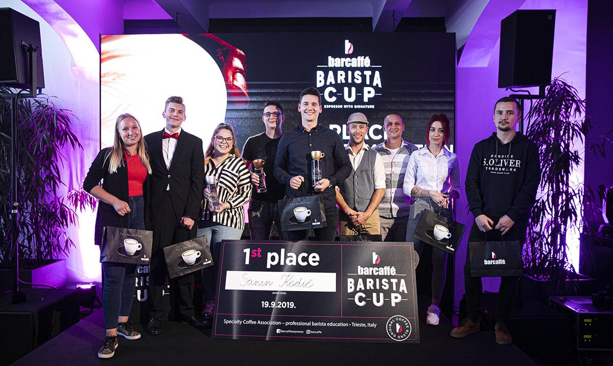 Izabran pobednik regionalnog takmičenja Barcaffé Barista Cup