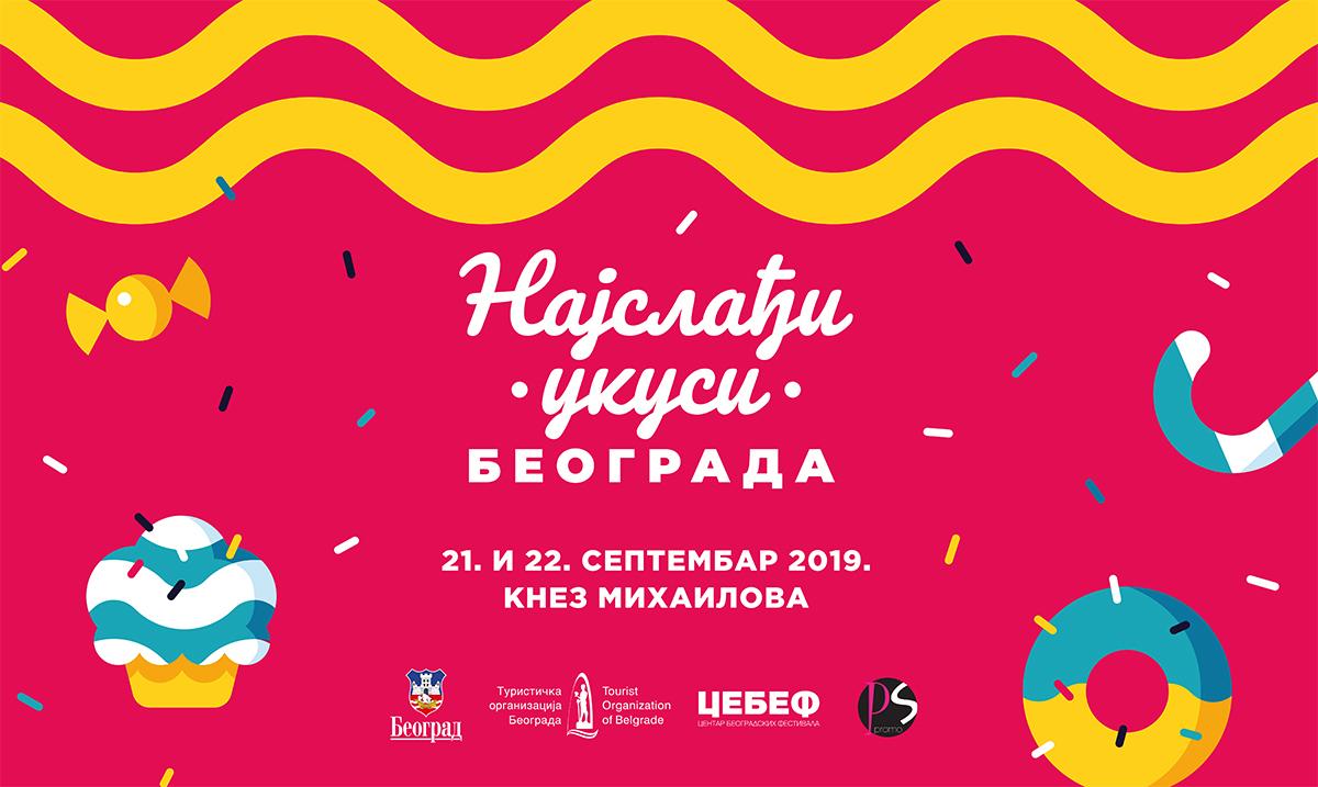 Festival slatkiša u Knez Mihailovoj