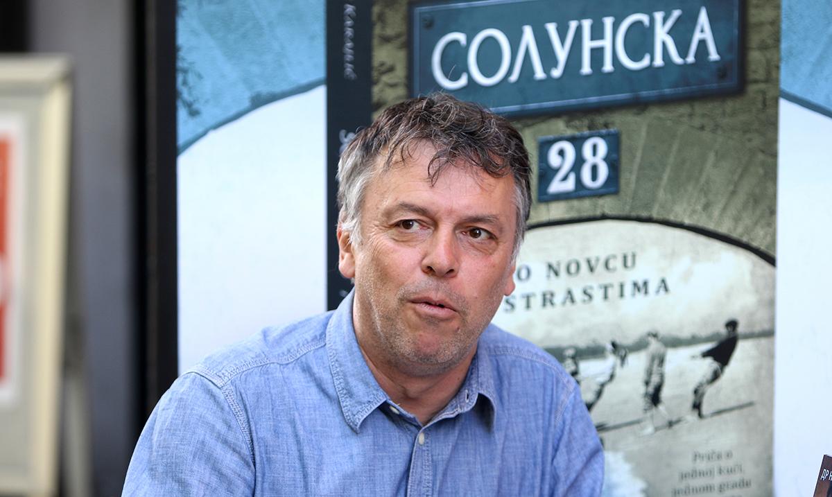 """Nastavak kultnog romana – """"Solunska 28 II deo"""" Dr Neleta Karajlića u prodaji od 20. septembra"""