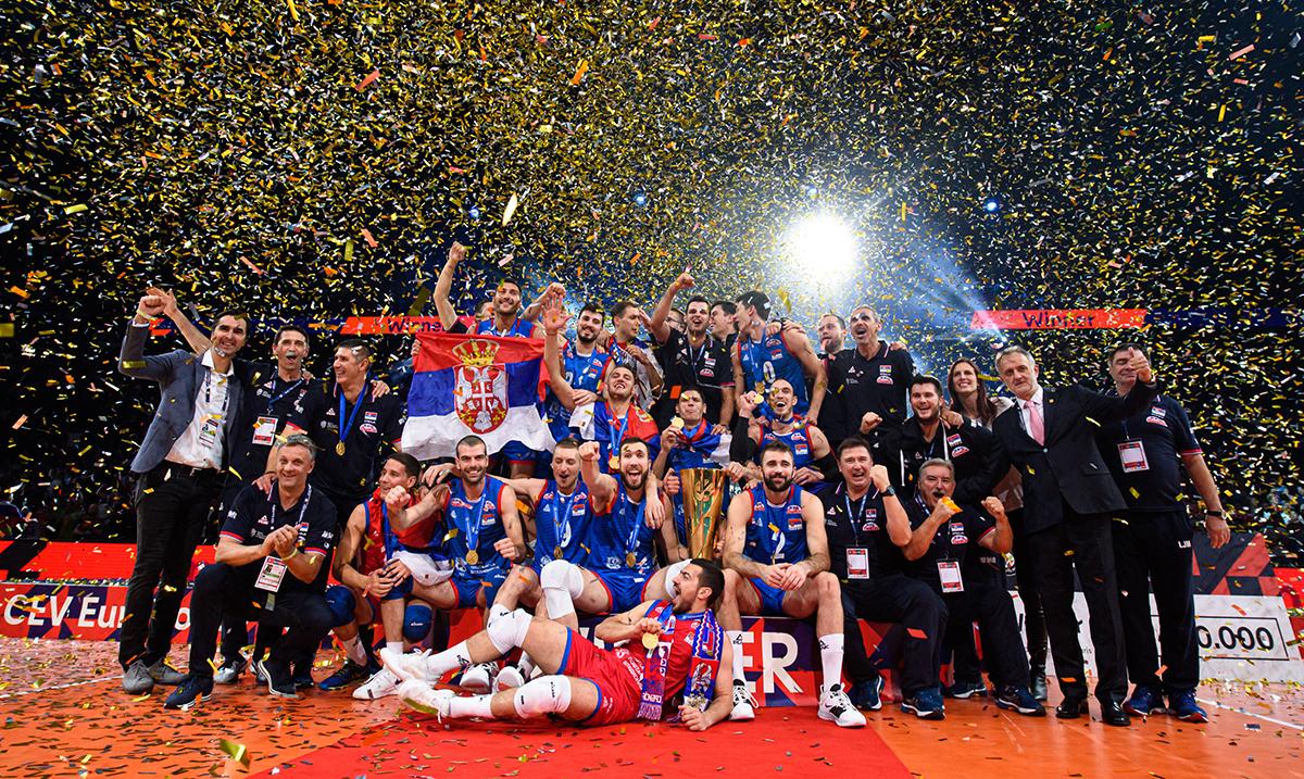 Odbojkaši Srbije počinju kvalifikacije za OI protiv Francuske