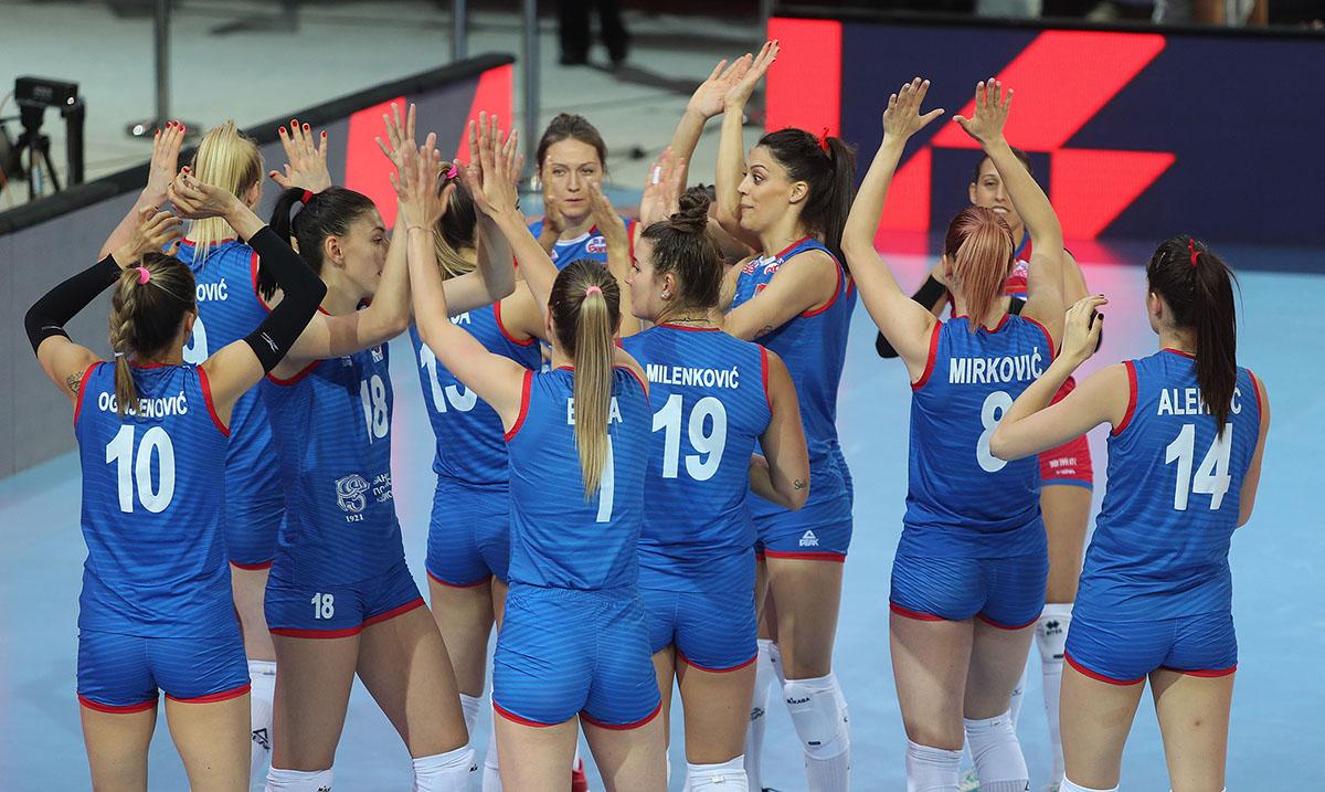 Svetske i evropske šampionke dočekuju Holandiju, Tajland i SAD 26 – 28. maja