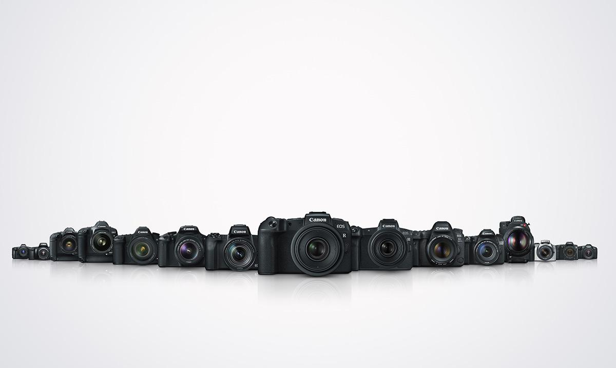 Canon proslavlja proizvodnju 100 miliona fotoaparata sa izmenljivim objektivima iz EOS serije