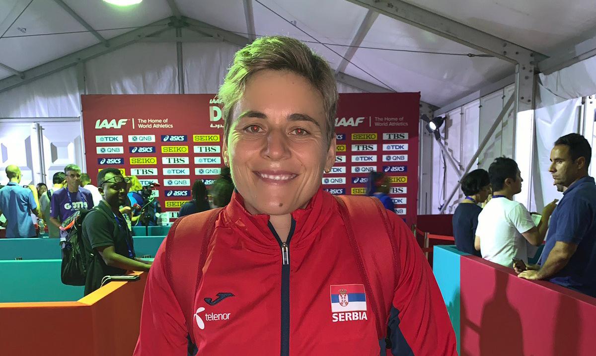Dragana Tomašević bez finala