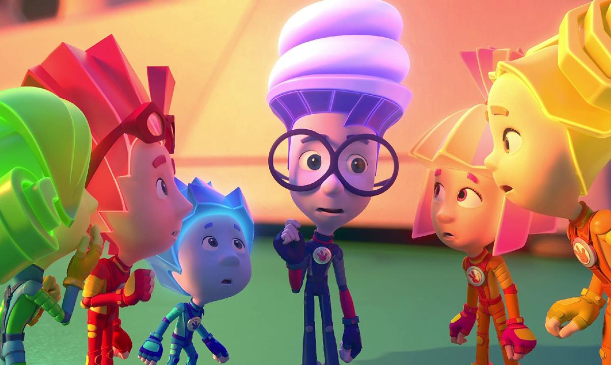 Popularni crtani junaci FIKSIZI – MAJSTORČIĆI  od 31. oktobra u bioskopima