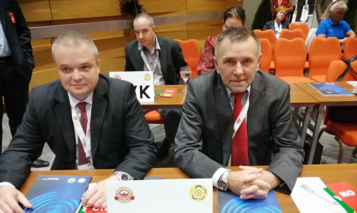 Sa Kongresa Evropske streljačke konfederacije: Novi ritam Svetskih prvenstava