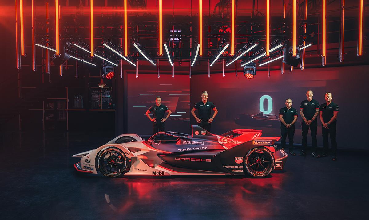 TAG Heuer je zvanični partner Porsche Formula E tima