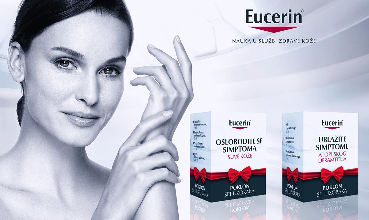 Eucerin® Oktobar – mesec suve kože