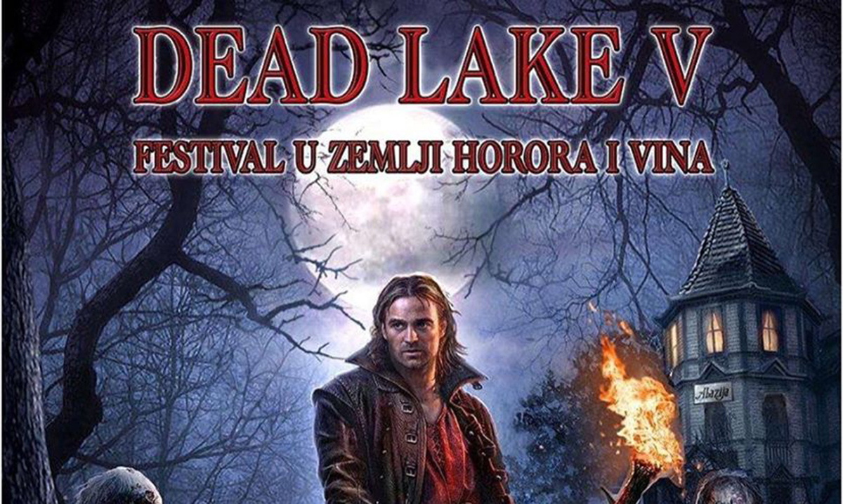 Dead Lake festival horora i vina od 14. do 16. novembra u bioskopu Abazija na Palićkom jezeru