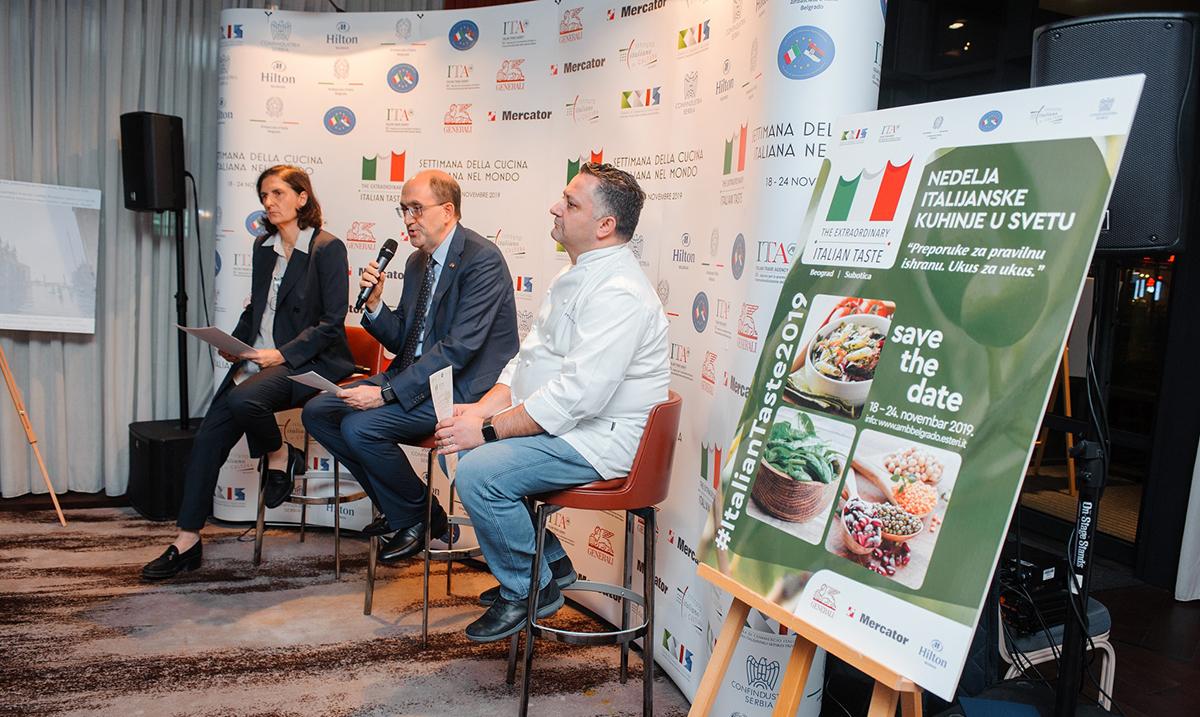 Nedelja italijanske kuhinje u znaku pomoći za Veneciju