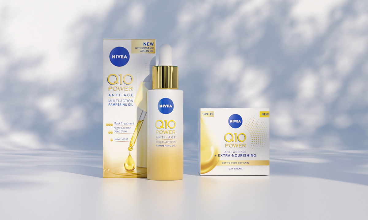 NOVO: NIVEA Q10 POWER Anti-Wrinkle + Extra-Nourishing