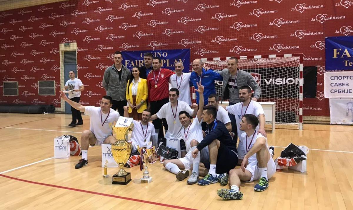 NIS brani titulu u Fair Play Zlatnoj ligi
